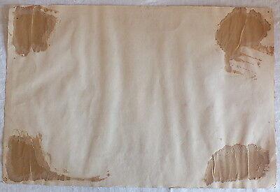 n°1 Art Drawing Landscape Charcoal Landscape Signed Raymond Hourdebaigt 1917