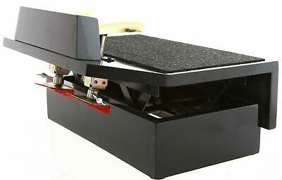 Mwave P2BK Kinder-Pedalerhöhung Pedalschemel Pedaltritt höhenverstellbar