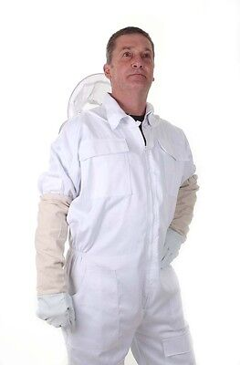 Beekeepers Bee suit with TWIN HOOP ROUND HAT, and Gloves - All sizes 2