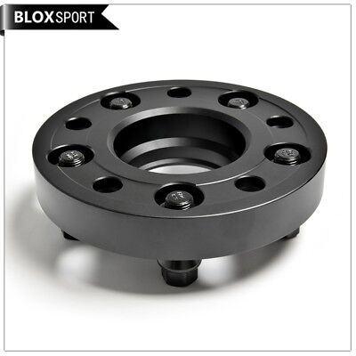 5x120 Wheel Spacer CB74.1 25mm 2Pc fit BMW E39 X5 X6 E70 E71 F15 F16 F85 F86