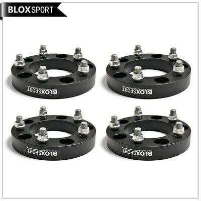 2pcs 25mm Forged Aircraft Aluminum Wheel Spacer Fits:Lexus LX450, LX470, LX570