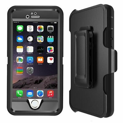 For iPhone 6 6S Plus Case with Belt Clip | Fits Otterbox DEFENDER SERIES 2