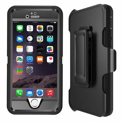 2bf955370 ... For Apple iPhone 6 & 6s Plus Case with | Belt Clip Fits Otterbox  DEFENDER SERIES