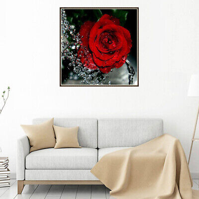 5D Diamond Painting Embroidery Cross Craft Stitch Arts Kit Mural Home Decor 6