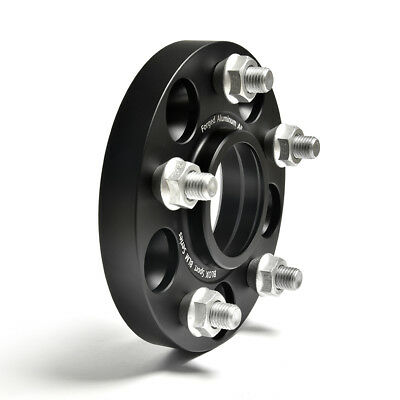 """Hub Centric Wheel Spacers for Tesla Model 3 5x114.3 5x4.5/"""" 2x 15mm +2x 20mm"""