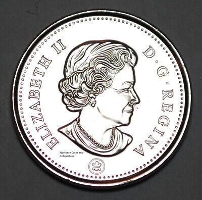 Canada 2019 5 cents UNC Five Cents BU Canadian Nickel 2