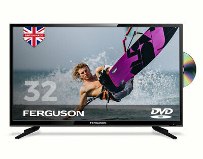 "FERGUSON 32"" INCH LED TV DVD COMBI HD READY FREEVIEW HD 3 x HDMI, USB - BARGAIN 2"