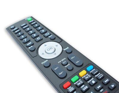 "CELLO 20"" INCH 12 VOLT LED TV FREEVIEW HD, DVD & SAT, GREAT CARAVAN TV 12v - NEW 10"