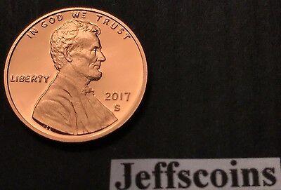 2018 S Lincoln Shield Cent Proof Deep Cameo 1¢ NE W Penny Union via US Mint Set 6