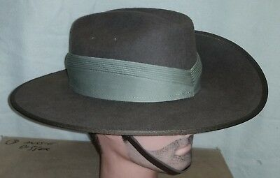 Khaki Pugaree For An Australian Army Slouch Hat - New / Unissued 7 Fold