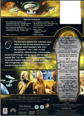 Star Trek Fan Collective - Time Travel (Boxset) (Dvd) 2