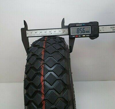 Jockey Wheel Pneumatic Rubber Plastic Fits Mp437 260Mm Genuine Maypole Mp229 8