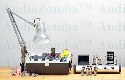 LITTLE DOT MK1+ Mkii Mkiii Tube Amplifier Valve Upgrade Set 6N6 6J1 Uk Stock