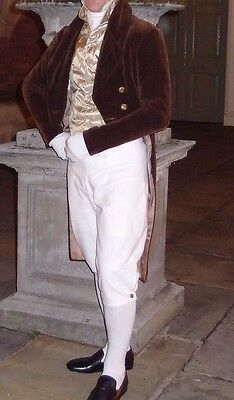 Regency Style Gentleman's Breeches Made To Order 4
