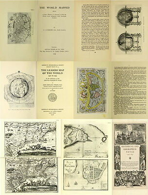 140 Rare Old Books On Cartography, Maps, Map Making, Ancient Maps & Atlas On Dvd 11