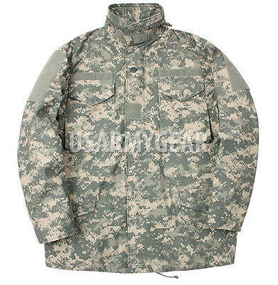... Made in USA New Acu Military M65 Field Coat Jacket M-65 Authentic Cold  Weather 704244f1b469