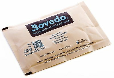 Boveda 60 Gram 2-Way Humidity Control Humidipak (1 pack) 7