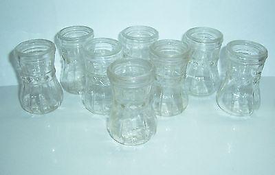 8 uralte Medizin ? Gläser vor 1945 oder Chemiker ? ! 2