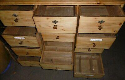 apotheken aufsatz schrank a apotheke alt antik apotheker schubladen massiv möbel 12