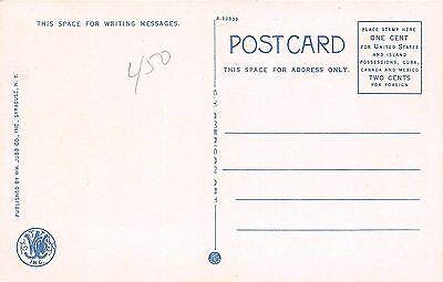 B87/ Ogdensburg New York NY Postcard c1910 Crescent Park Oswegatchie River