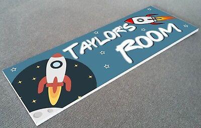 FORTNITE Personalised Door Sign Plaque Kids Bedroom Grandson Son Nephew Boys