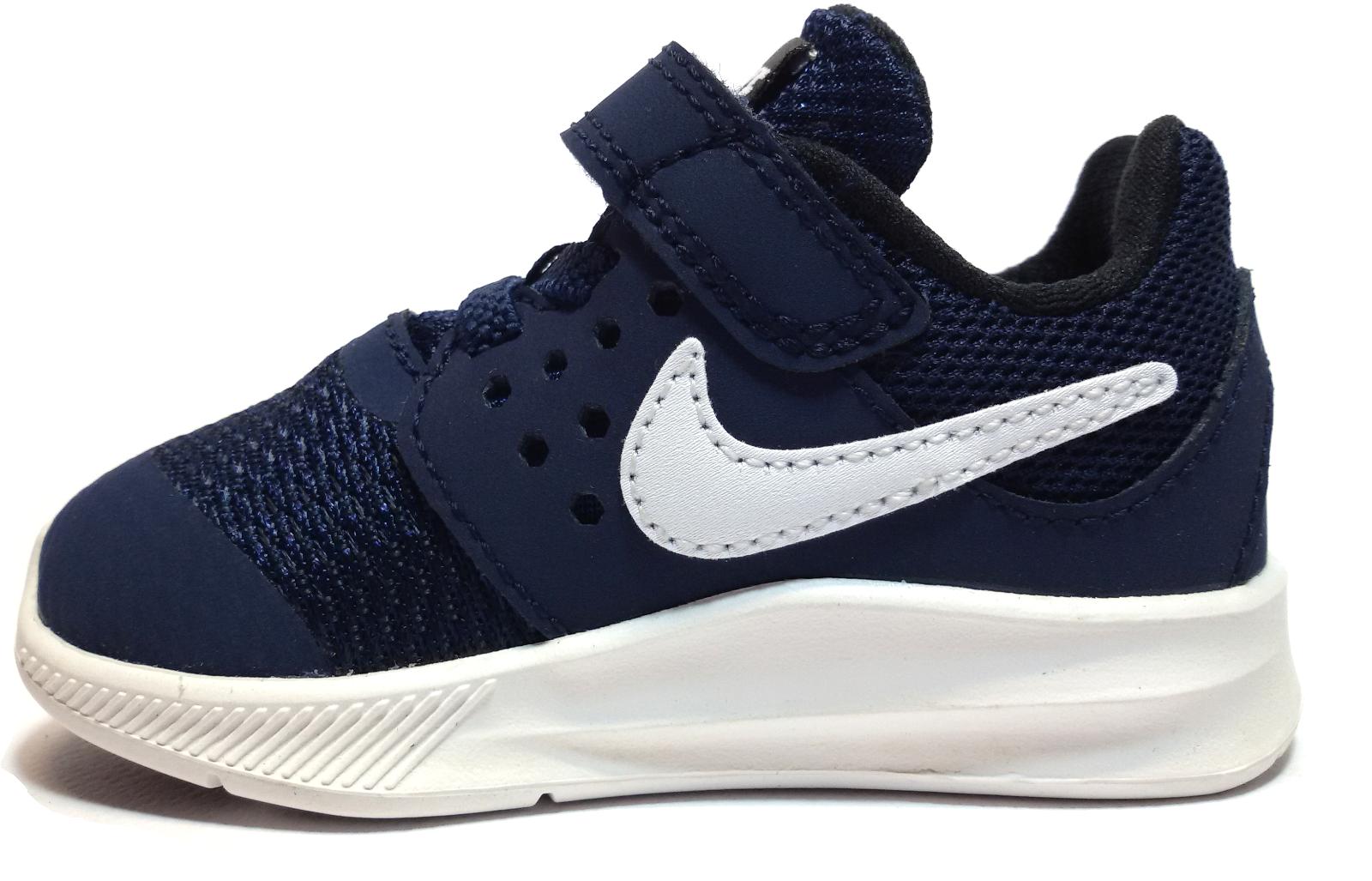 490360717b5 Nike Downshifter 7 (Tdv) Scarpe Bambino Sneakers Blu Ginnastica - 869974  400 3 3 di 6 ...