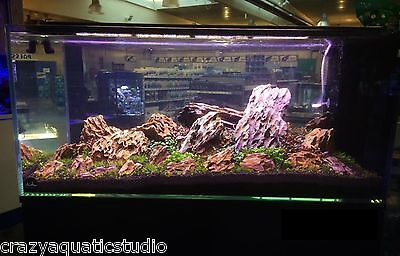 6 Of 9 Aquascaping ADA Dragon Stone Ohko Rock Aquarium Tropical Fish Plant  Shrimp