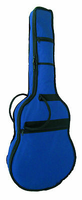 Gig Bag - GITARRENTASCHE 10mm gepolstert, GROßE AUSWAHL - Konzertgitarre, +Band