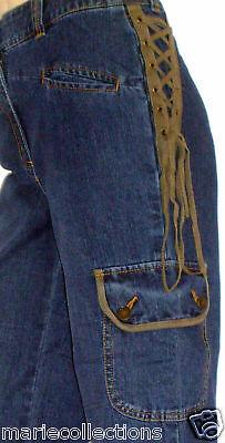 Jeans Femme Pantacourt Avec Haute Together Taille Mslzgjquvp Lacets 36 nXNP0Zk8wO