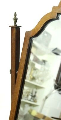 Antique Victorian Mahogany Dressing Table Swing Mirror - FREE Shipping [PL4583] 4
