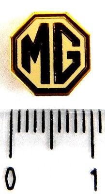 Pins MG ROVER RUNDLOGO schwarz//silber AUTO Pin 1142