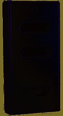 ELRO Home Easy HE841 kleine Mini Fernbedienung für den Schlüsselbund Handsender