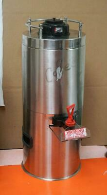 One 10120 Profiler 1.5 Gallon Coffee Tea Server ! Two Available     1M03 5