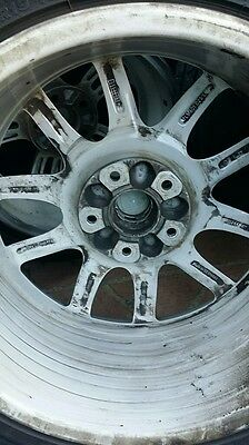 4x 19inch Porsche Cayenne Turbo Alloy Wheels Touareg Audi Q7 O E M 5x130 Pcd