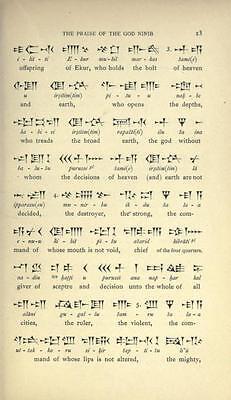 Ancient Cuneiform Tablets -194 Rare Books On Dvd - Sumerian Babylonian Languages 5