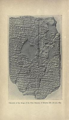 Ancient Cuneiform Tablets -194 Rare Books On Dvd - Sumerian Babylonian Languages 9