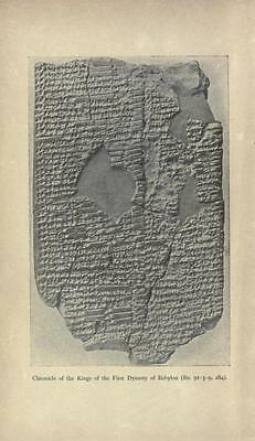 Ancient Writing, Cuneiform & Hieroglyphics -194 Books On Dvd - Cylinders Tablets 9