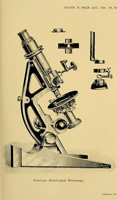 Over +1,000 Rare Microscope Magazines On Dvd - Science Histology Slides Makers