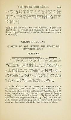 Ancient Egyptian Hieroglyphics - Papyrus Language Egypt - 145 Rare Books On Dvd! 9