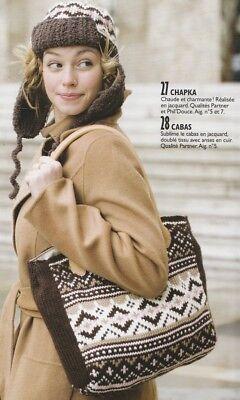 Accessoires de mode Tricot et Crochet Phildar Marie Claire 2