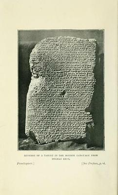 194 Rare Old Cuneiform & Hieroglyphics Books On Dvd - Sumerian Cylinders Tablets 3