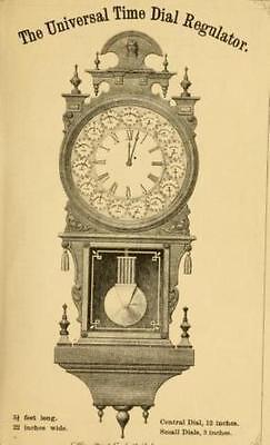 221 Horology Books On Usb - Clockwork Grandfather Clock Clocks Pocket Watch Time 10