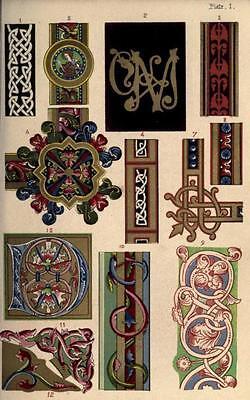 123 Rare Books On Dvd - Illuminated Manuscripts Illumination Medieval Art Artist 4