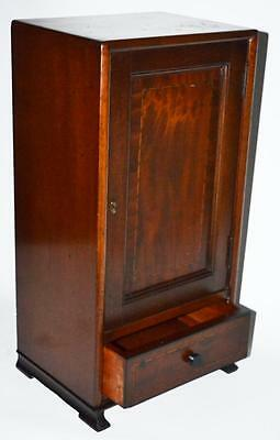 Victorian Inlaid Mahogany Medicine Cabinet c1900 - FREE Shipping [PL2628] 2