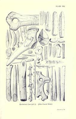 178 Rare Pre-Historic Man Books On Dvd- Primitive Human Fossils Stonehenge Flint 12
