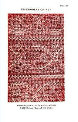 213 Rare Needlecraft Books On Dvd - Home Embroidery Needlework Patterns Textiles 8