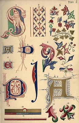 123 Rare Books On Dvd - Illuminated Manuscripts Illumination Medieval Art Artist 5