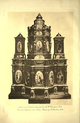 116 Antique Furniture Books On Dvd - Period Styles Interior Design Upholstery 4
