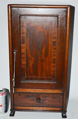 Victorian Inlaid Mahogany Medicine Cabinet c1900 - FREE Shipping [PL2628] 8