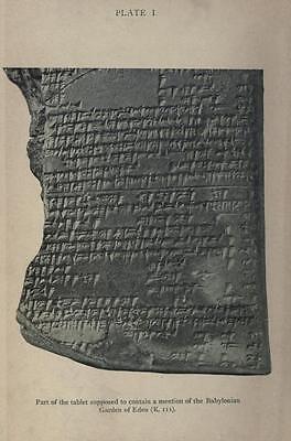 194 Rare Old Cuneiform & Hieroglyphics Books On Dvd - Sumerian Cylinders Tablets 4
